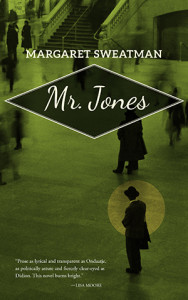 Mr Jones by Margaret Sweatman